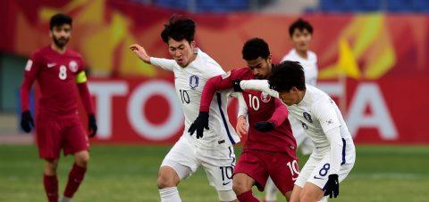 Kết quả U23 Qatar vs U23 Hàn Quốc: Vừa đen, vừa tệ, kết cục cay đắng