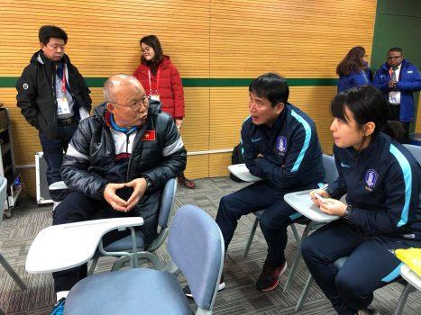 """HLV U23 Hàn Quốc """"bày cách"""" để Việt Nam đánh bại U23 Syria lấy vé vào tứ kết"""