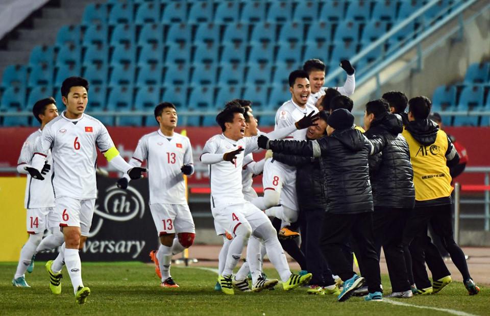 Truyền thông Thái Lan cạn lời khi nói về U23 Việt Nam