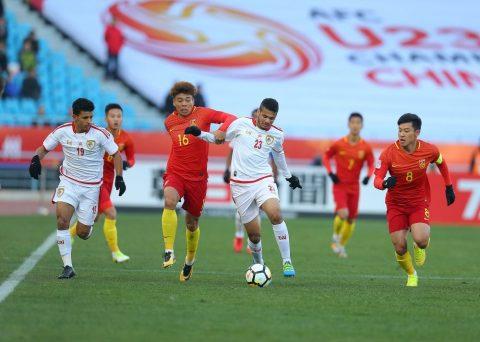 """Bị loại ngay từ vòng bảng nhưng Trung Quốc vẫn """"giúp"""" U23 Việt Nam nhìn ra """"điểm chết"""" của Qatar"""