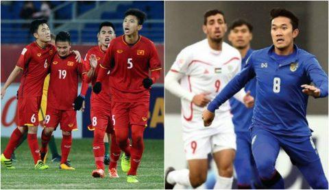 Truyền thông châu Á: Lịch sử gọi tên U23 Việt Nam và nỗi ê chề người Thái