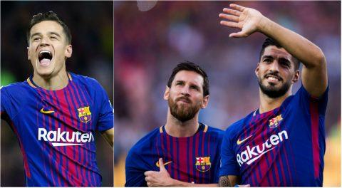 Chiều Messi 'nổ bom tấn' Coutinho, Barca buộc phải tiễn 8 SAO ra đường