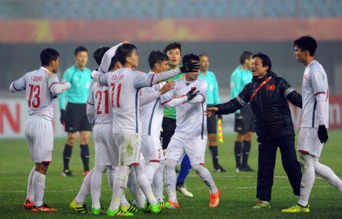 """BXH FIFA tháng 1/2018: Bỏ xa Thái Lan, Việt Nam tiếp tục làm """"Vua"""" Đông Nam Á"""
