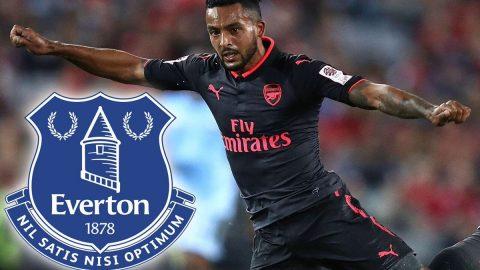 XÁC NHẬN: Vượt kiểm tra y tế, Theo Walcott CHÍNH THỨC cập bến Everton
