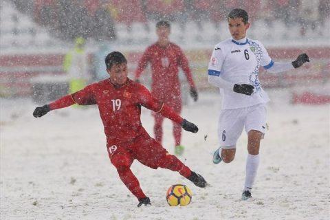 Quang Hải hụt Cầu thủ xuất sắc nhất giải U23 châu Á: Đùa sao, chỉ AFC mới vậy!