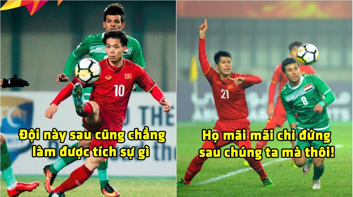 Người Thái hết ca ngợi lại quay sang mỉa mai chiến thắng của U23 Việt Nam