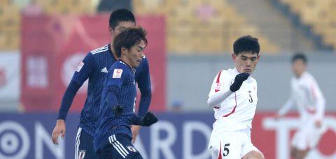 Kết quả U23 Nhật Bản vs U23 Triều Tiên: Bất lực trước sức mạnh của 'Samurai xanh'