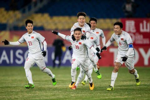 """Điểm mặt 5 nhân tố khiến U23 Việt Nam """"hóa rồng"""" ở đấu trường châu lục"""