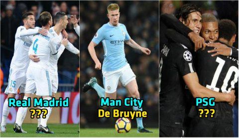 Những cầu thủ xuất sắc nhất từ đầu mùa của các 'ông lớn' châu Âu: Bất ngờ Real, PSG