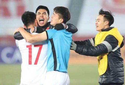 Lên công về thủ khỏe như Voi chiến, 2 máy chạy của U23 Việt Nam bị kiểm tra doping ngay sau trận