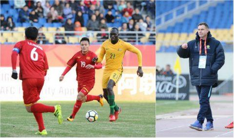 """HLV U23 Australia: """"Thế hệ cầu thủ này của VN rất mạnh, họ xứng đáng giành chiến thắng"""""""