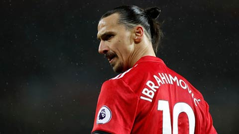 Chuyển nhượng 30/1: Mourinho cho phép Ibrahimovic tìm bến đỗ mới