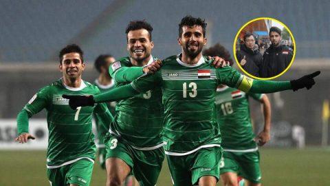 Sự chủ quan tới khó tin của HLV và các cầu thủ U23 Iraq trước trận tứ kết với Việt Nam