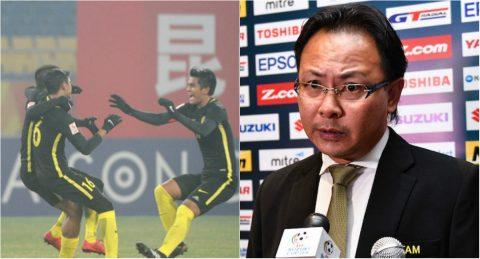 """HLV U23 Malaysia: """"Ôi! để ý cách chúng tôi chơi làm gì, kết quả là quan trọng nhất"""""""