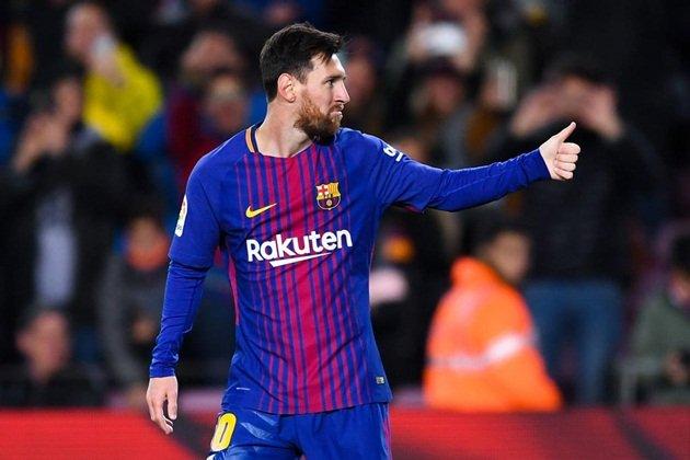 Messi CHÍNH THỨC lọt Top 10 cầu thủ ghi bàn nhiều nhất lịch sử Cúp Nhà vua