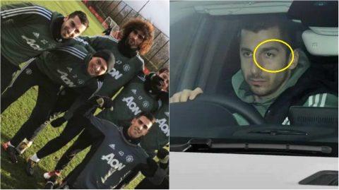 CHÙM ẢNH: Mkhitaryan không kìm được nước mắt trong ngày chia tay M.U khiến cả thế giới xót xa