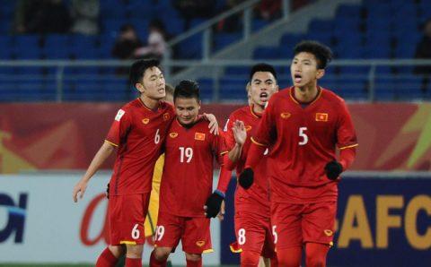 Viễn cảnh trong mơ: U23 Việt Nam sẽ đấu Malaysia tại tứ kết U23 châu Á 2018?