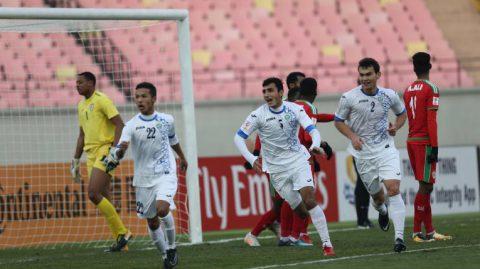 Kết quả U23 Uzbekistan vs U23 Oman: Tấm vé xứng đáng