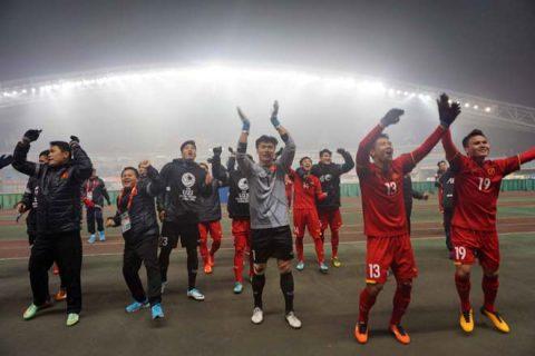 Nhà báo Iraq: 'U23 Việt Nam đã đánh bại U25 Iraq'