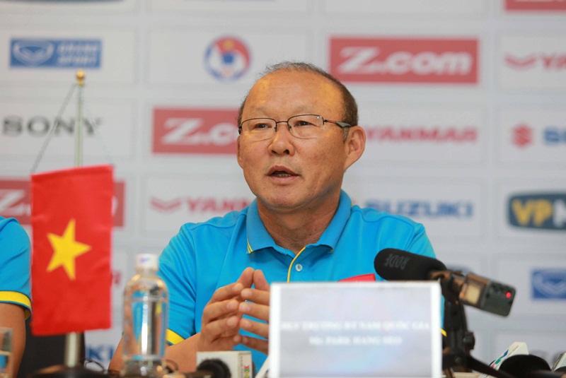 HLV Park Hang Seo chia sẻ bí quyết giúp U23 VN chiến thắng lịch sử trước người Úc