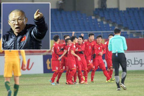 """Báo Hàn Quốc chỉ ra """"mục tiêu tối thượng"""" của U23 Việt Nam, không phải việc đả bại Syria"""