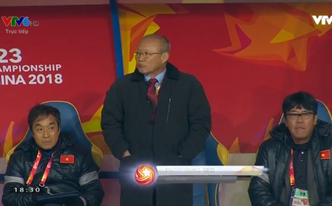 Suýt cùng U23 Việt Nam gây sốc trước đội bóng quê hương, HLV Park Hang Seo nói gì?