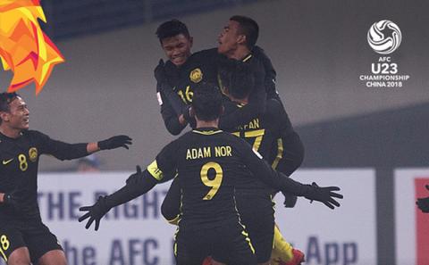 """Malaysia thi đấu hay đến không ngờ, khiến Đại gia châu Á phải """"tim đập, chân run"""""""