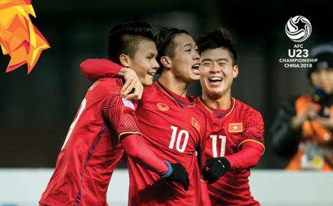 Thủ tướng gửi thư chúc mừng thầy trò HLV Park Hang-seo lần đầu tiên vào Bán kết U23 châu Á
