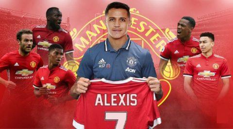 10 điều thú vị ít ai biết về số 7 mới Alexis Sanchez của M.U