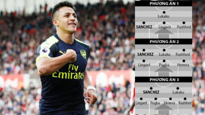Về MU, Sanchez sẽ được Mourinho sử dụng như thế nào?