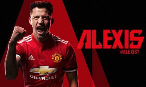 Sau tất cả, Man United CHÍNH THỨC công bố bản hợp đồng mang tên Alexis Sanchez