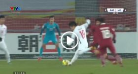 Siêu phẩm cứa lòng của Quang Hải được fan quốc tế khen 'ngọt lịm' như của Messi, Robben
