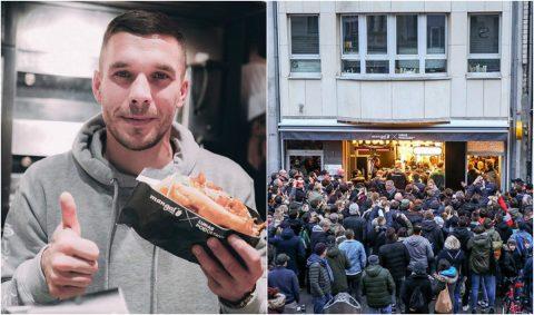 Chán đá bóng, cựu sao Arsenal trở về quê nhà mở tiệm bánh mỳ, thu hút hàng nghìn lượt khách