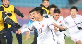 Chiến tích của U23 VN gây sốt trên diễn đàn bóng đá lớn nhất thế giới khiến ai nấy cũng tự hào