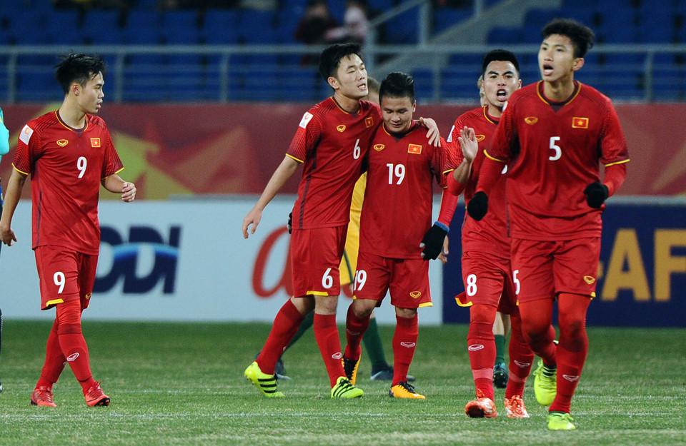 Người Thái nói gì về chiến thắng lịch sử của U23 Việt Nam trước U23 Australia