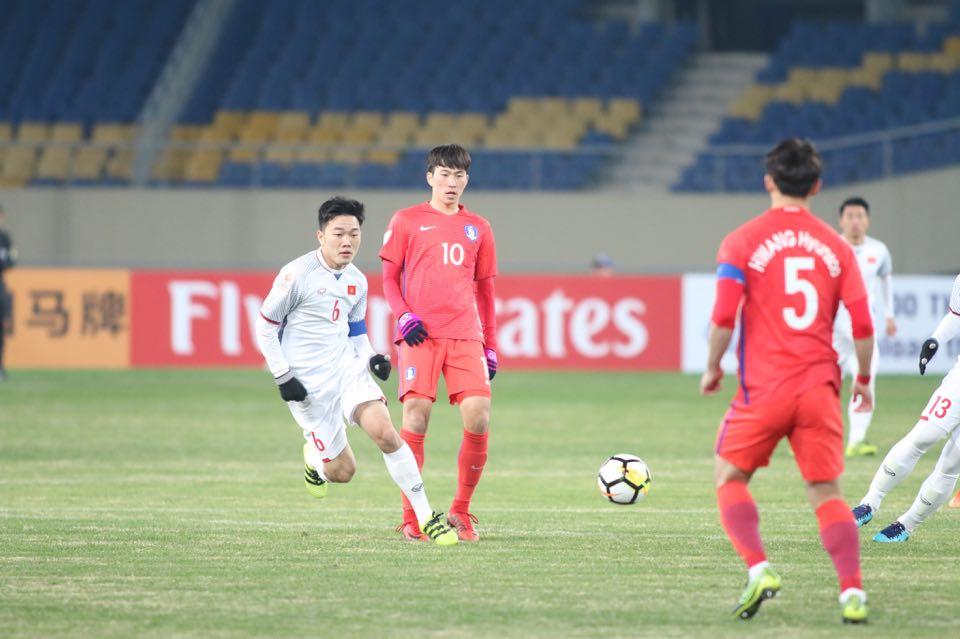 """U23 Việt Nam """"suýt cầm hòa"""" U23 Hàn Quốc: Vui thôi, đừng vui quá!"""