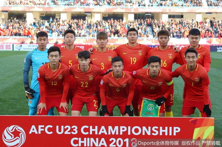 Kết quả U23 Trung Quốc vs U23 Uzbekistan: Chủ nhà rơi xuống mặt đất