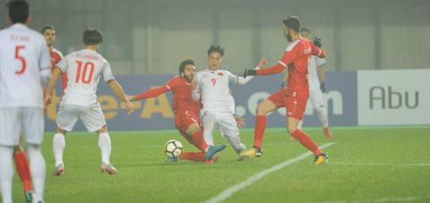 KỲ TÍCH LỊCH SỬ: Chiến đấu kiên cường trước U23 Syria, U23 VN hiên ngang vào tứ kết khiến cả nước vỡ òa