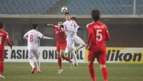 Chấm điểm U23 Việt Nam – U23 Syria: Tuyệt vời hàng thủ