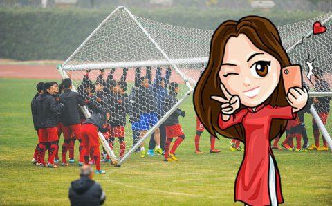 Công đồng mạng phát sốt với lá thư của một fan nữ đòi cưới toàn bộ tuyển thủ U23 Việt Nam