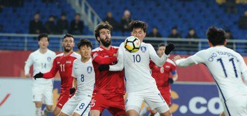 Kết quả U23 Syria vs U23 Hàn Quốc: Kịch bản khó ngờ