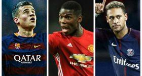 Siêu đội hình 11 ngôi sao đắt giá nhất làng túc cầu: Neymar vô địch thiên hạ