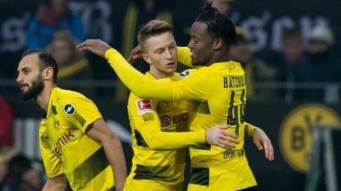 """""""Hàng thừa"""" Chelsea tiếp tục nổ súng, Dortmund giành trọn 3 điểm mừng ngày Reus tái xuất"""