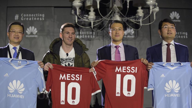 Trả 100 triệu euro mỗi mùa cho Messi, Trung Quốc khao khát thống trị bóng đá thế giới
