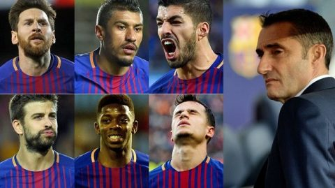 Vì đâu Barcelona liên tục đánh rơi điểm tại La Liga?