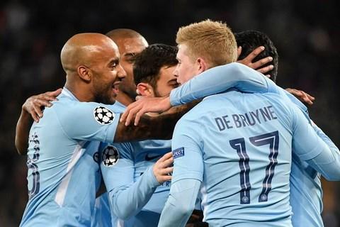 Hủy diệt Basel, Man City thiết lập kỷ lục mới tại Champions League