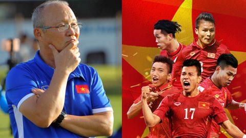 HLV Park Hang-seo nói gì về cơ hội của U23 Việt Nam tại ASIAD 2018?