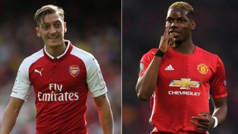 Choáng váng với top 10 cầu thủ lương cao nhất EPL: Pogba bị đẩy xuống thứ 3; bước nhảy vọt của Ozil