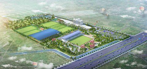 """Chiêm ngưỡng lại """"học viện bóng đá số 1 Đông Nam Á"""" của tỷ phú Phạm Nhật Vượng"""