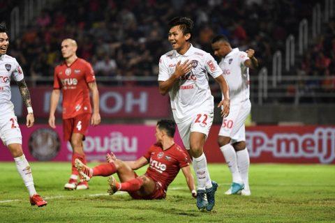 """Quên đi thất bại, """"trọng pháo"""" U23 Thái Lan làm điều Công Phượng, Quang Hải chưa thể chạm tới"""